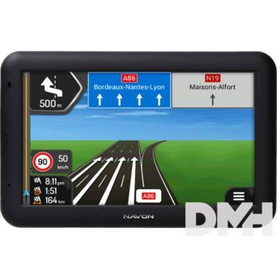 Navon A500 Android GPS FEU Primo 1Y navigáció