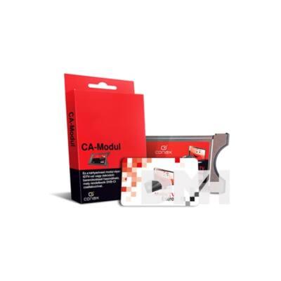 MinDigTV Extra alapcsomag ca modullal 12 hónap előre fizetett