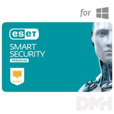 ESET Smart Security Premium HUN 2 Felhasználó 2 év online vírusirtó szoftver