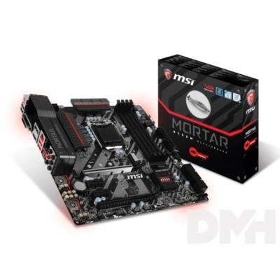 MSI B250M MORTAR Intel B250 LGA1151 mATX alaplap