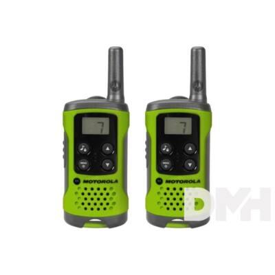 Motorola TLKR T41 walkie talkie / zöld (2db)