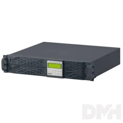 Legrand DAKER DK 2000VA online kettős konverziós szünetmentes tápegység