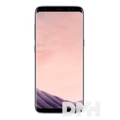 "Samsung Galaxy S8 SM-G950F 5,8"" LTE 64GB levendula okostelefon"
