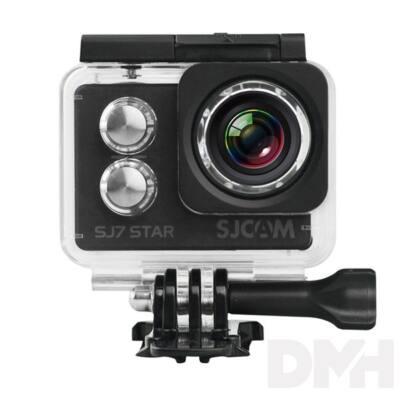 WayteQ SJCam SJ7 Star 4k fekete sportkamera