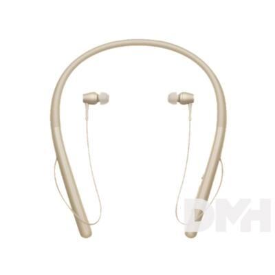 Sony WIH700 Hi-Res Bluetooth arany fülhallgató headset