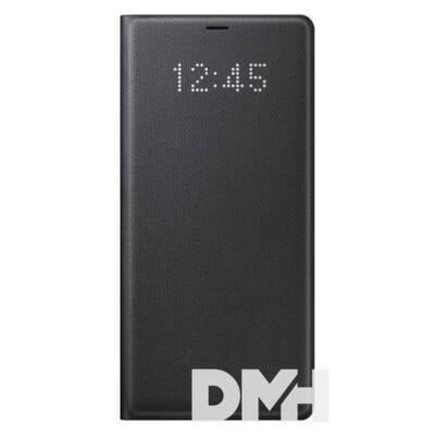 Samsung EF-NN950PBEG Galaxy Note 8 fekete LED cover tok