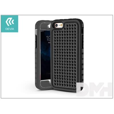Devia ST997595 ARMOUR SHOCKPROOF iPhone 7/8 fekete hátlap
