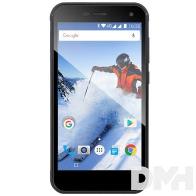 "EVOLVEO Strongphone G4 5"" LTE 32GB Dual SIM fekete okostelefon"