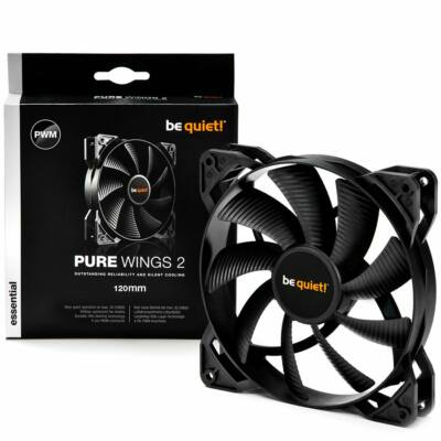be quiet! Pure Wings 2, 120mm PWM