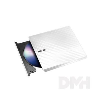 ASUS SDRW-08D2S-U LITE/WHITE USB dobozos fehér DVD író