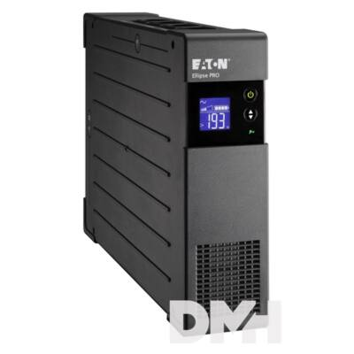 EATON Ellipse PRO 850 DIN 510W fekete szünetmentes tápegység