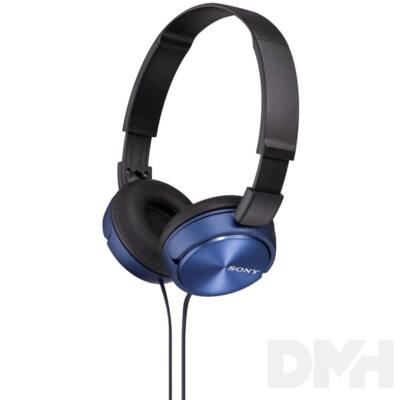 Sony MDRZX310L.AE kék fejhallgató