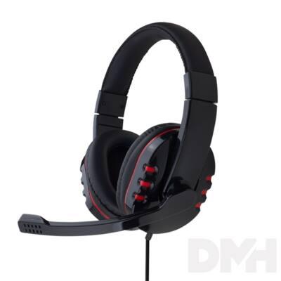 Gembird MHS-402 fekete headset