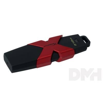 Kingston 512GB USB3.1 HyperX Savage Fekete-Piros (HXS3/512GB) Flash Drive