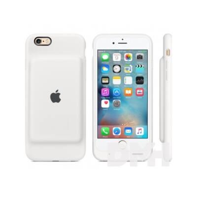 Apple iPhone 6s Smart Battery fehér tok