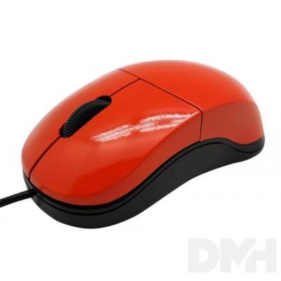 Sbox M-900O USB narancs egér
