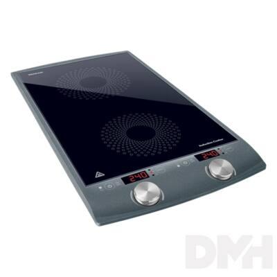 SENCOR SCP 4202GY fekete-szürke indukciós főzőlap