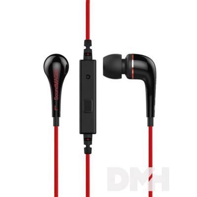 SoundMAGIC ES11S In-Ear piros fülhallgató headset
