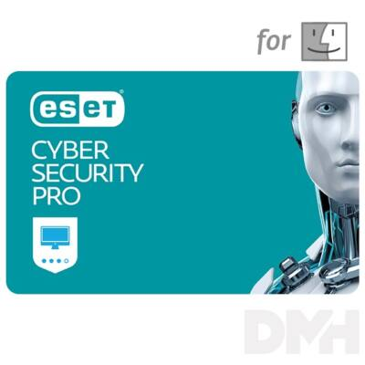 ESET Cyber Security Pro HUN 4 Felhasználó 3 év online vírusirtó szoftver