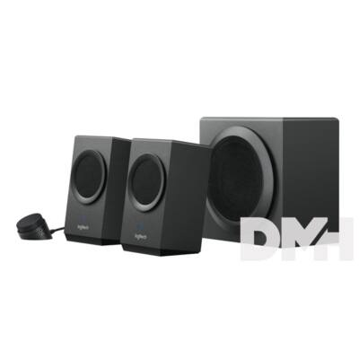 Logitech Z337 Bluetooth 2.1 40W fekete hangszóró