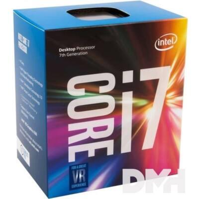 Intel Core i7 4,20GHz LGA1151 8MB (i7-7700K) box processzor