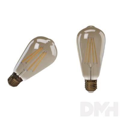 Emos Z74302 VINTAGE ST64 4W E27 meleg fehér+ LED izzó
