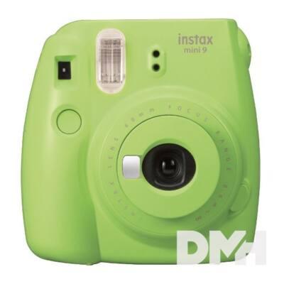 Fujifilm Instax Mini 9 zöld analóg fényképezőgép
