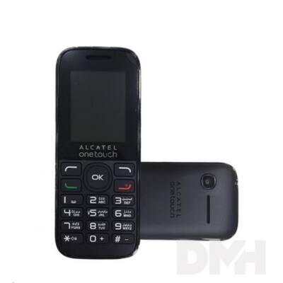 "Alcatel 1050D 1,8"" Dual SIM fekete mobiltelefon"
