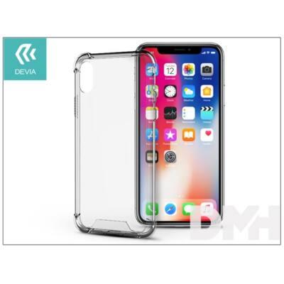 Devia ST305344 SHOCKPROOF iPhone X Crystal átlátszó hátlap
