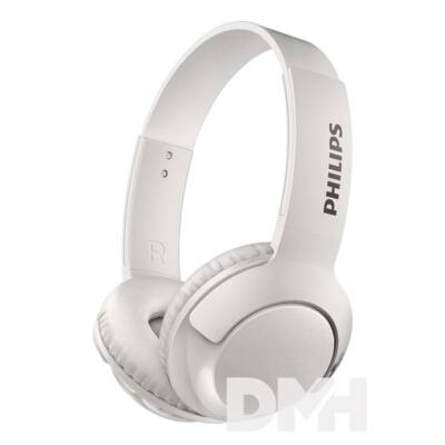 Philips SHB3075WT/00 Bluetooth fehér fejhallgató