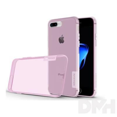 Nillkin NL127807 NATURE iPhone 7+/8+ rózsaszín szilikon hátlap