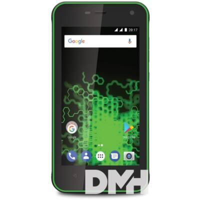"myPhone Hammer Active 4,7"" 3G 8GB Dual SIM zöld okostelefon"