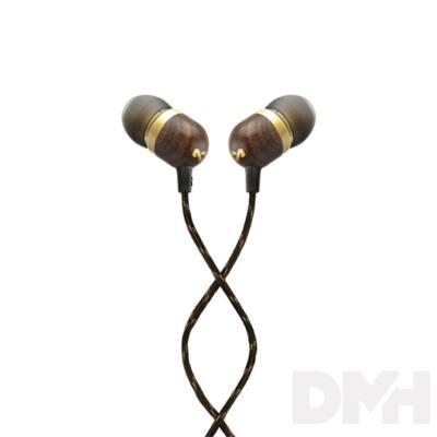MARLEY EM-JE091-BA arany fülhallgató headset