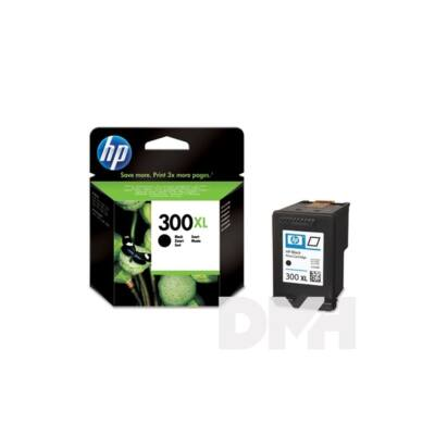 HP CC641EE (300XL) fekete tintapatron