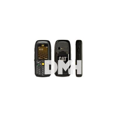 """CAT B25 2"""" Dual SIM fekete por-, víz- és ütésálló mobiltelefon"""