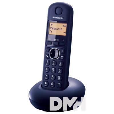 Panasonic KX-TGB210HGB fekete dect telefon