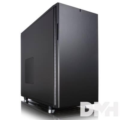 Fractal Design Define R5 Fekete (Táp nélküli) ATX ház