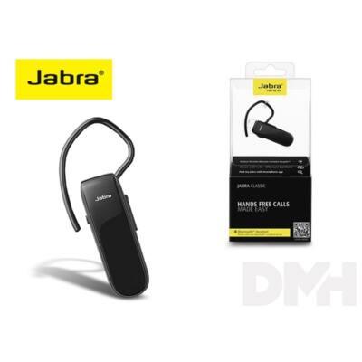 Jabra JB-065 Classic fekete Bluetooth headset