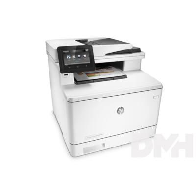 HP Color LaserJet Pro M477fdn színes multifunkciós nyomtató