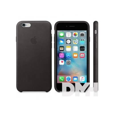 Apple iPhone6s bőrtok fekete