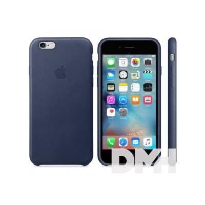 Apple iPhone6s Plus bőrtok éjkék