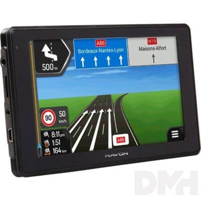 Navon A520 Android GPS DVR funkció FEU Primo élettartam frissítés navigáció