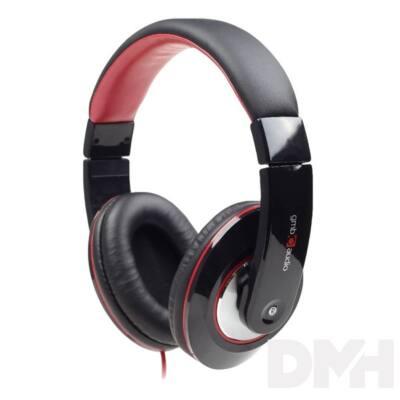 Gembird MHS-BOS fekete headset