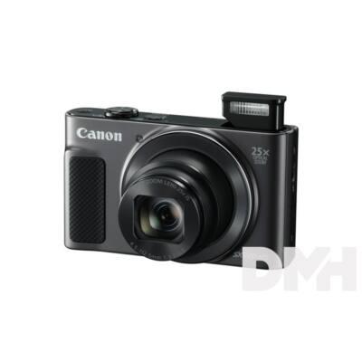 Canon PowerShot SX620 Fekete digitális fényképezőgép