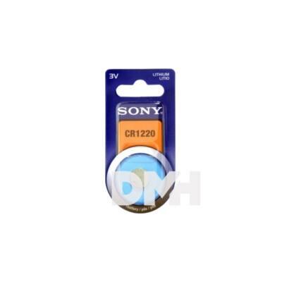 Sony 1db CR1220 lítium gombelem