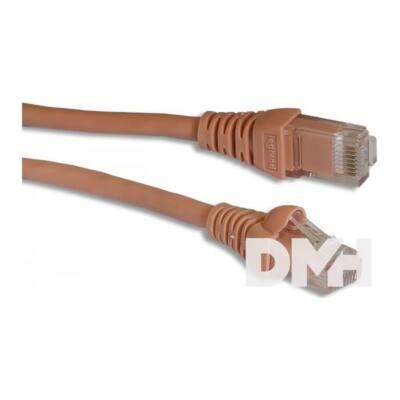 Legrand Cat5e (U/UTP) világos rózsaszín 2 méter Linkeo árnyékolatlan patch kábel