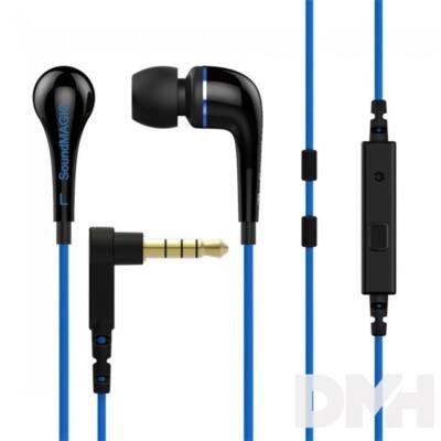 SoundMAGIC ES11S In-Ear kék fülhallgató headset