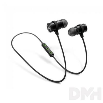 Brainwavz BLU-100 In-Ear Bluetooth fekete fülhallgató headset