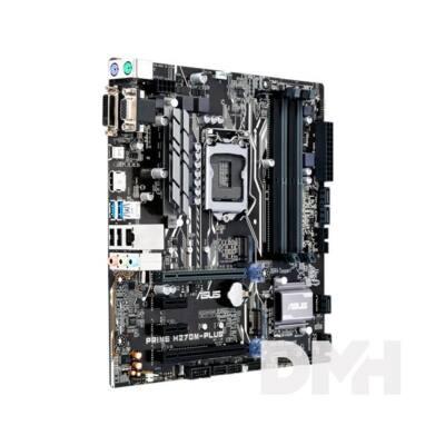 ASUS PRIME H270M-PLUS Intel H270 LGA1151 mATX alaplap