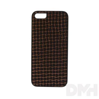 iKin K1312J iPhone 6/6S bronz háló mintás tok